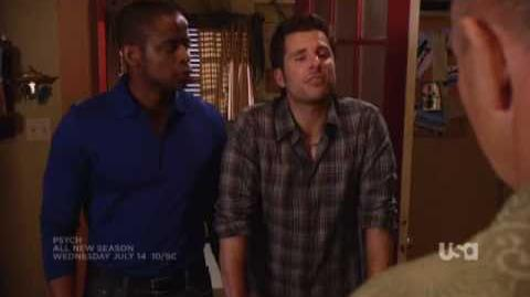 Psych Season 5 - Hump Day