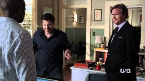 Psych New Episodes - Indiana Shawn and the Temple of the Kinda Crappy Rusty Old Dagger, Clip 4
