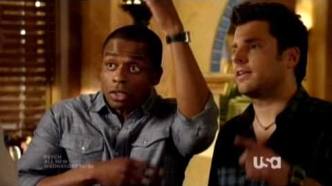 "Psych on USA Network - ""Not Even Close...Encounters"" 7 28 Promo"