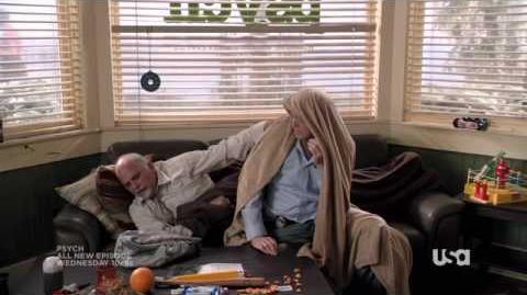 Psych Season 6 - Last Night Gus