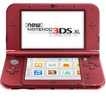 My New Nintendo 3DS XL