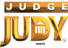 Judge Judy Hoops Logo