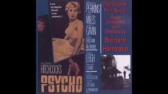 Psycho Soundtrack Suite (Bernard Herrmann)