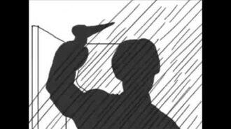 Psycho Shower Scene - Animated Version with original soundtrack