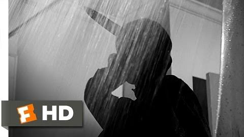 The Shower - Psycho (5 12) Movie CLIP (1960) HD