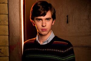 Freddie Highmore as Norman Bates1