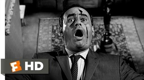 Psycho (10 12) Movie CLIP - Arbogast Meets Mother (1960) HD
