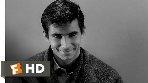 Psycho (12 12) Movie CLIP - She Wouldn't Even Harm a Fly (1960) HD