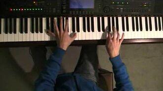 Prelude to Psycho - Piano Arrangement