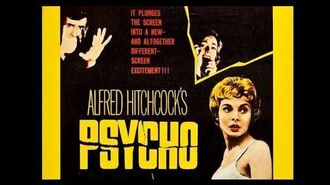 Psycho (1960) Promotional Featurette - Alfred Hitchcock