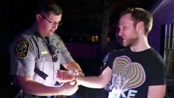 ARRESTED AT ANGRY GRANDPA'S BIRTHDAY PARTY!