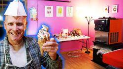 Psycho Dad Builds Ice Cream Parlor In My Bedroom