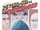 Psycho Kid vs Psycho Dad (Graphic Novel)