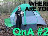 WHERE ARE YOU? QnA 25