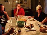DINNER AT THE FARM!