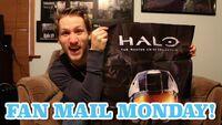FAN MAIL MONDAY -16 -- HALO POSTERS & POKEMON-PALOOZA