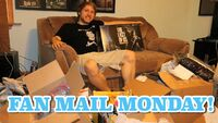 FAN MAIL MONDAY -23 -- PS4, Stuffed Animals & Space Crystals