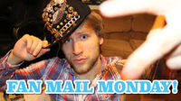 FAN MAIL MONDAY -24 -- THE EAGLE-LORD HAS RISEN!