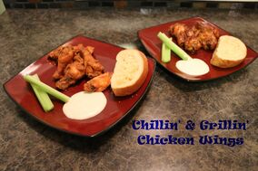 Chillin' & Grillin' Chicken Wings