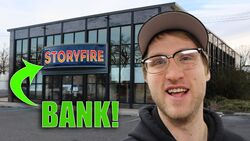RENOVATING A BANK INTO THE STORYFIRE OFFICE!