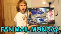 FAN MAIL MONDAY -54 -- CHRISTMAS CAME EARLY!