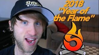 "2018 ""The Year of the Flame"""