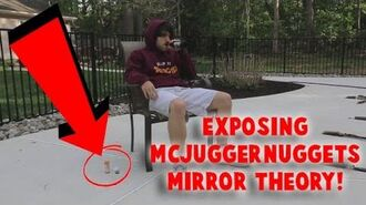 EXPOSING MCJUGGERNUGGETS 2017 SERIES, MIRROR EXPOSED, EVIL JESSE & GOOD JESSE