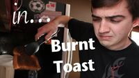 Everyday Situations 10 Burnt Toast