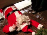 THE NIGHT I KILLED SANTA CLAUS!
