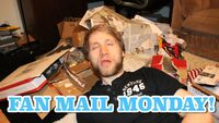 FAN MAIL MONDAY -22 -- HOME, SWEET HOME