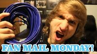 FAN MAIL MONDAY -49 -- 100 FOOT ETHERNET!
