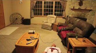 Psycho Kid Kills Father Parallel Scene