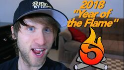 "2018- ""The Year of the Flame"""