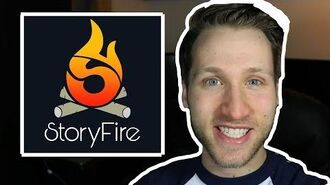 StoryFire A Group-Storytelling App