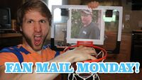 FAN MAIL MONDAY -25 -- MEMORIAL DAY