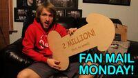 FAN MAIL MONDAY -46 -- HUGH JOHNSON!