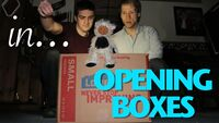 Everyday Situations 25 Opening Boxes