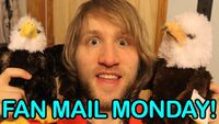 FAN MAIL MONDAY -59 -- TURNT UP TUESDAY!