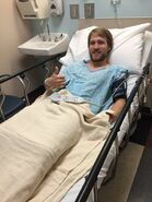 Jesse's Hospital Deathbed