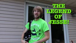 THE LEGEND OF JESSE!