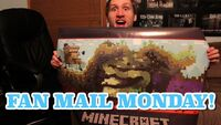 FAN MAIL MONDAY -2 -- HOLY CRAP EDITION