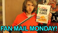 FAN MAIL MONDAY -56 -- DIMED OUT BY A JUGGIE!