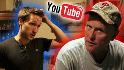 MY DAD FORCES ME TO QUIT YOUTUBE!