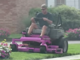 Jeffrey Ridgway Sr.'s Lawnmower