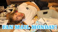 FAN MAIL MONDAY -30 -- SUPERMARIOMIKE'S RETURN!