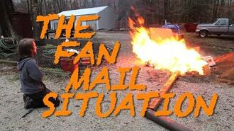 THE FAN MAIL SITUATION!