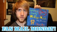 FAN MAIL MONDAY -42 -- THE PERFECT AMOUNT!