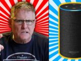 Psycho Dad Destroys Amazon Echo on Christmas
