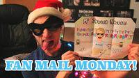 FAN MAIL MONDAY -3 -- CHRISTMAS NINJA
