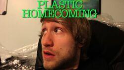 Vidcon Part 7 PLASTIC HOMECOMING!